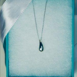 Tiffany & Co. Teardrop Necklace